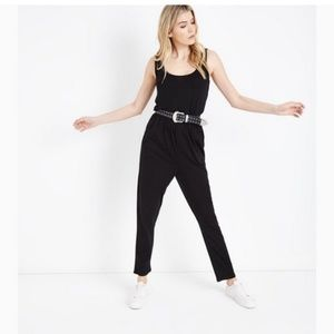 ASOS New look black jersey jumpsuit